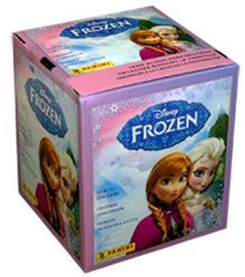 box stickers frozen