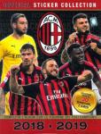Milan sticker collection 2018 - 2019