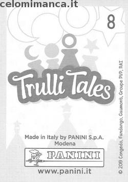 Trulli Tales: Card Back n. 8 -