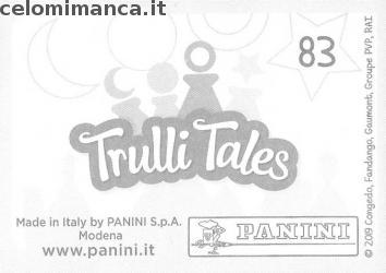 Trulli Tales: Card Back n. 83 -