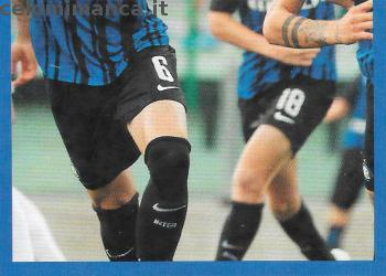Inter sticker collection 2018 - 2019: Card Front n. 181 -