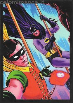 BATMAN Anniversary 80 years: Card Front n. 17 -