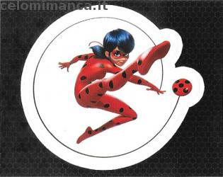 Miraculous Serie 2: Fronte Figurina n. 52 -