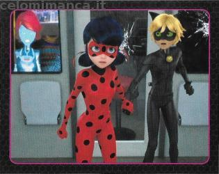 Miraculous Serie 2: Card Front n. 96 -